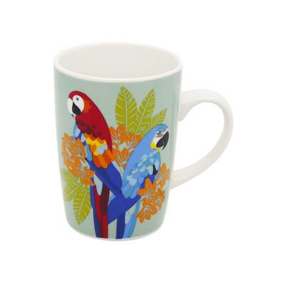 Mug Boxed - Macaws
