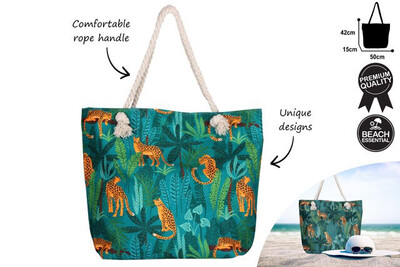 Beach Bag - Jungle Safari