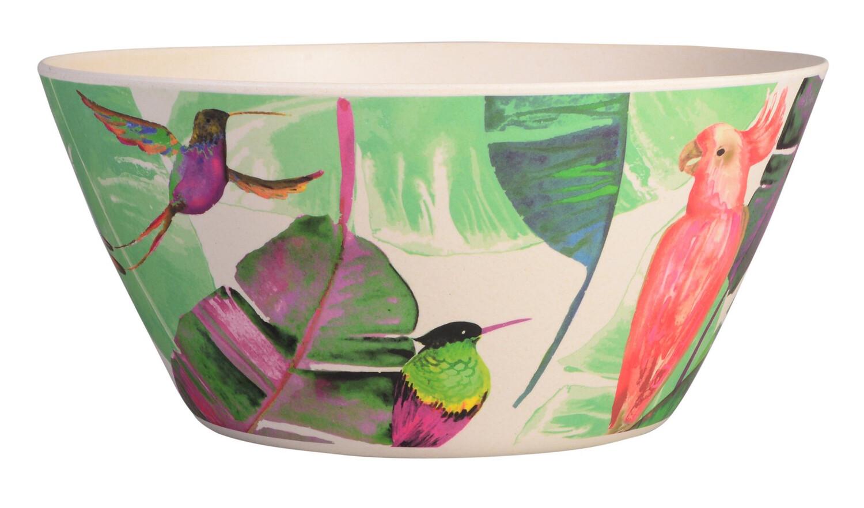 Tropical Salad Bowl Bamboo
