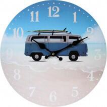 Clock  Combi 34cm