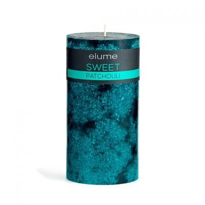 Elume Pillar Candle - Sweet Patchouli