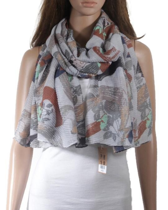 Lemon Tree Scarf S7154