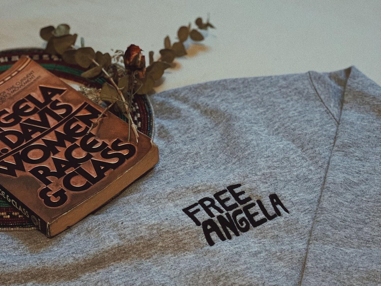 FREE ANGELA crew