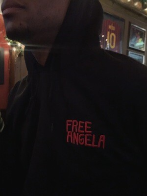 FREE ANGELA Unisex Hoodie