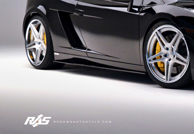 R70 SL Paintable FRP Side Skirts