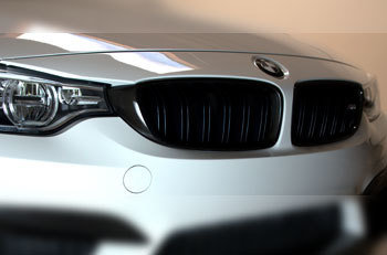 BMW F8X Carbon Front Grill Surround