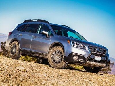 2015+ Subaru Outback Rally Light Bar