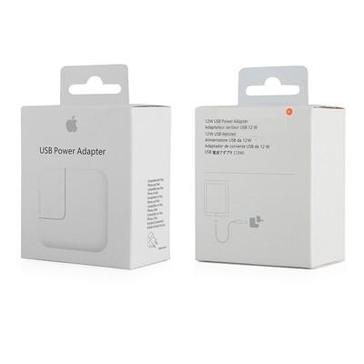 Adaptateur d'alimentation 12 W d'Apple