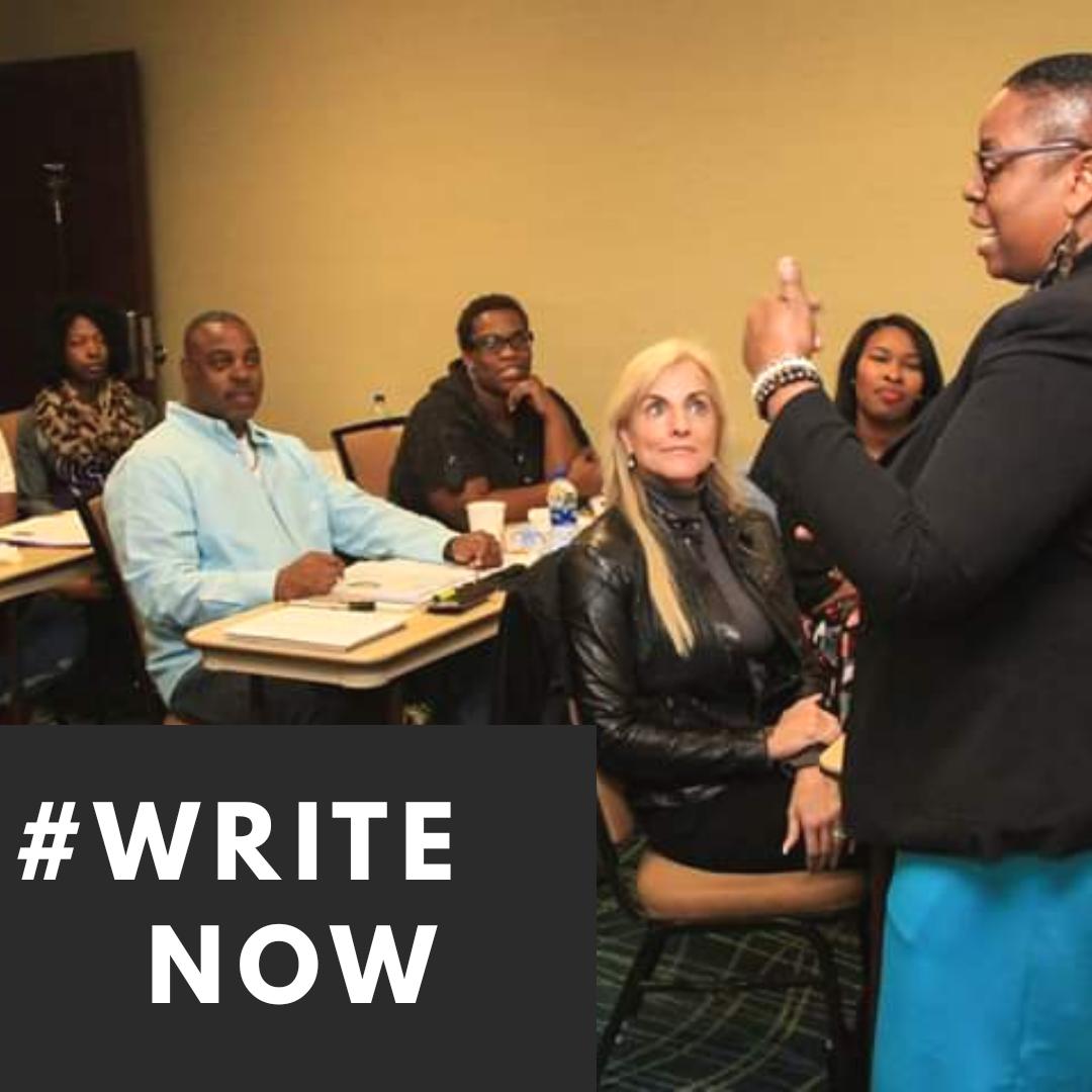 #WriteNow [24 Hour Home Study Course]