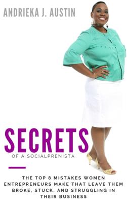 Secrets of A Socialprenista [E-BOOK]