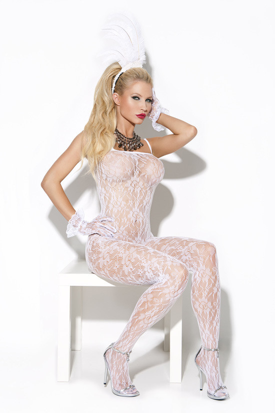Lace Bodystocking
