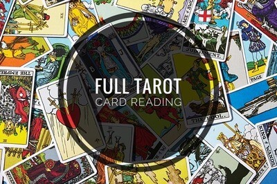 Full Tarot Card Reading by Email