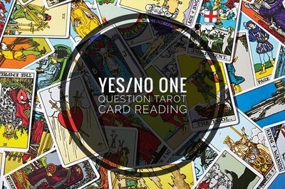 Yes/No One Question Tarot Card Reading by Email