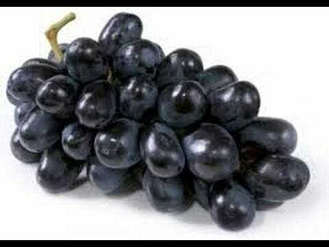 Black large Grapes ( 1 kg )