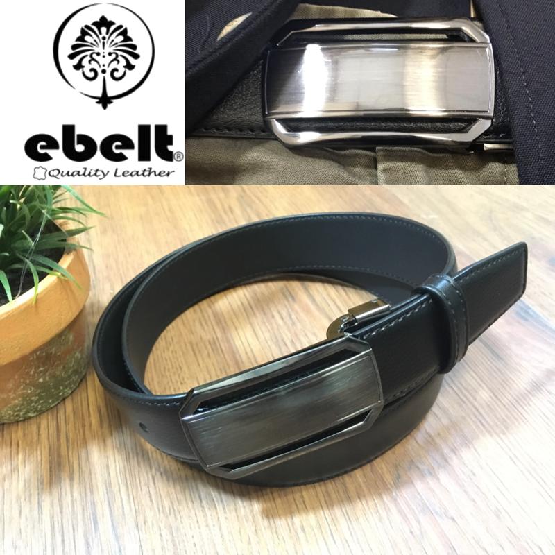 ebelt 牛皮皮帶 / 正裝皮帶 Cow Split Leather Dress Belt 3.3 cm - ETV105