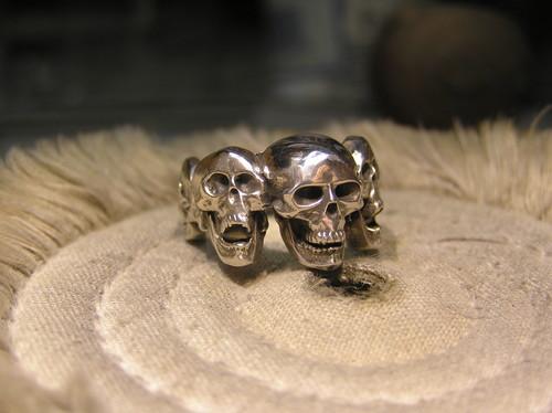 Large Multi Skull