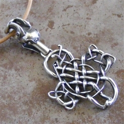 Hound CELTIC KNOT CROSS