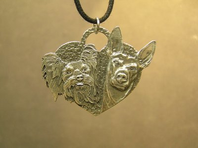 Custom Pet pendant or charm of your pet