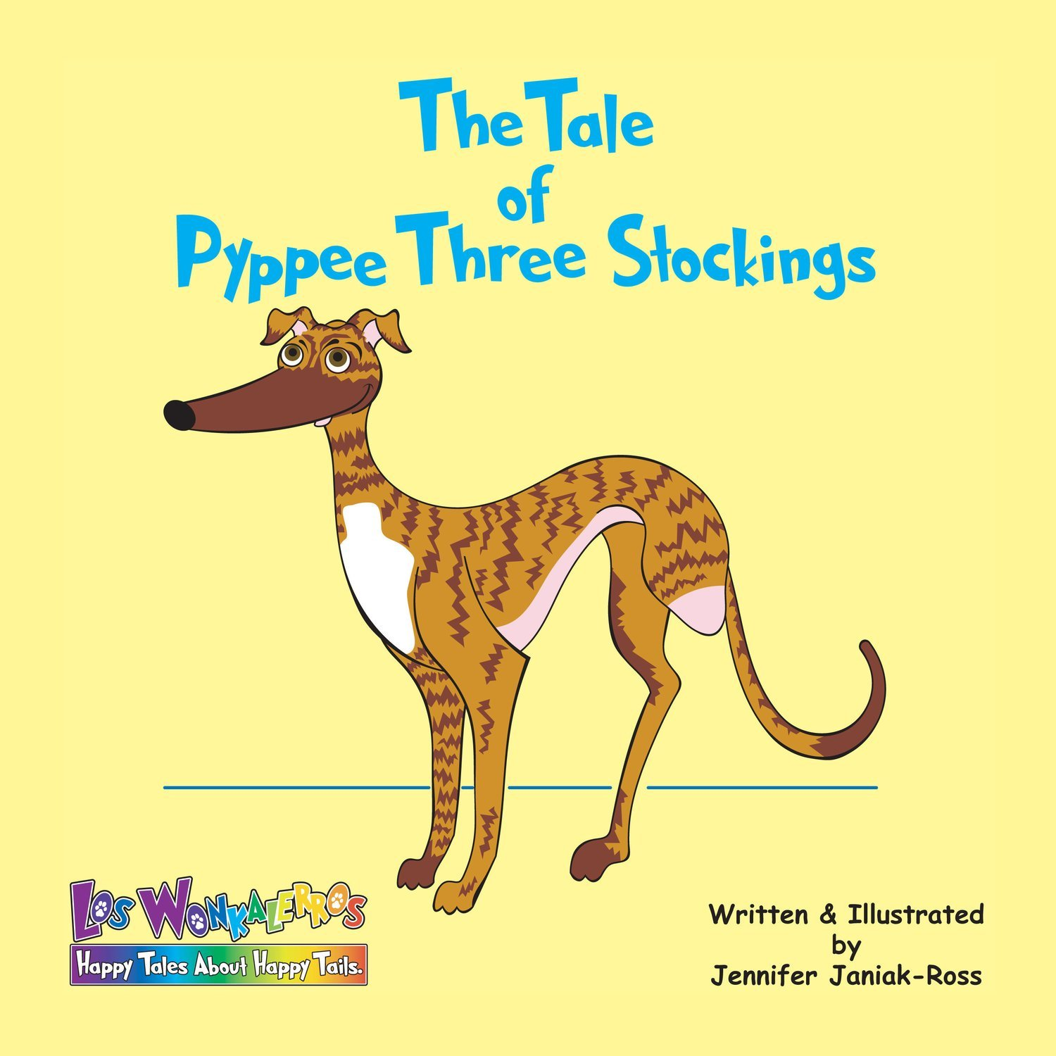 The Tale of Pyppee Three Stockings Book