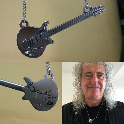 Brian May's