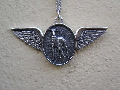 Asociación DDEVIDA Spain sterling silver pendant