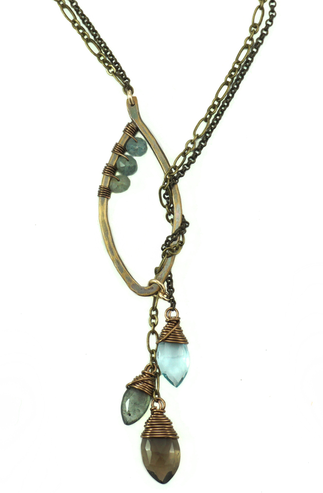 Bay Lariat Small - Bronze