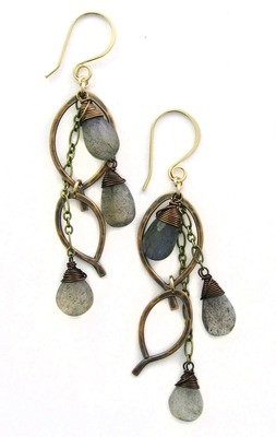 Chandelier Earring Small