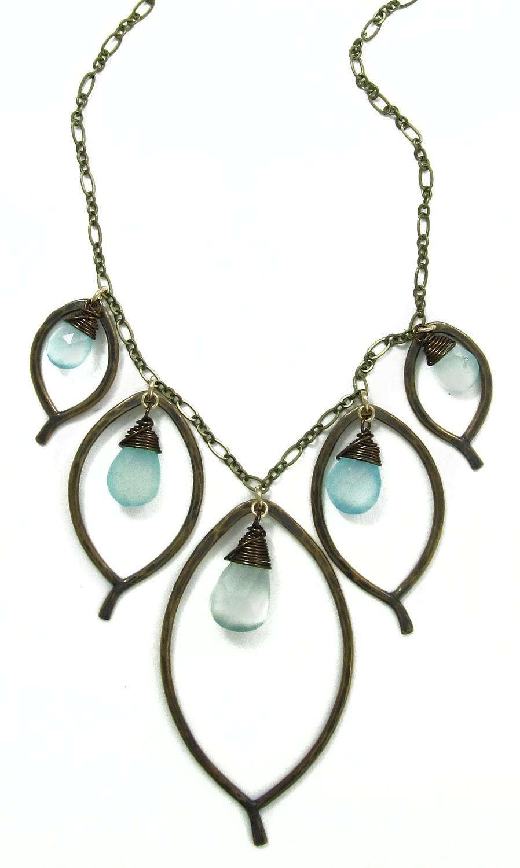 Leaf Cluster -Bronze