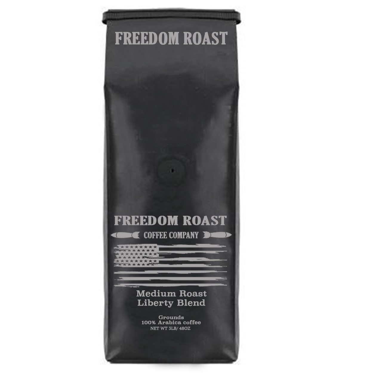 Freedom Roast Medium Liberty Blend/ 3lb. Bag