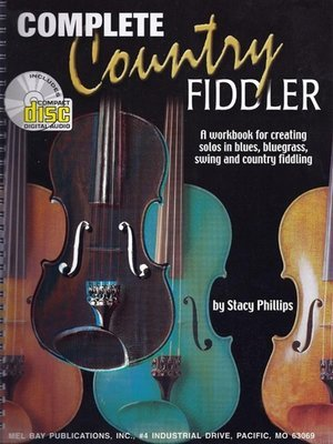 The Complete Country Fiddler (eBook with MP3 recordings)