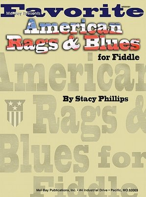 Favorite American Rags & Blues for Fiddle