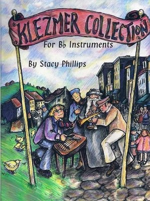 The Klezmer Collection for Bb Instruments (eBook)
