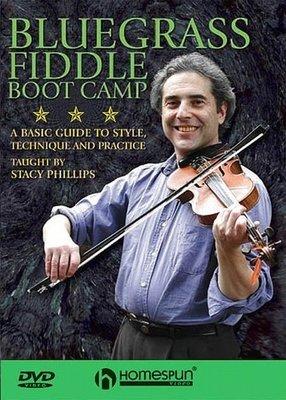 Bluegrass Fiddle Bootcamp DVD Series