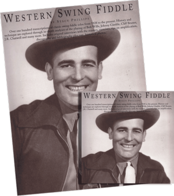 Western Swing Fiddle (eBook with MP3 Album and bonus Transcriptions)