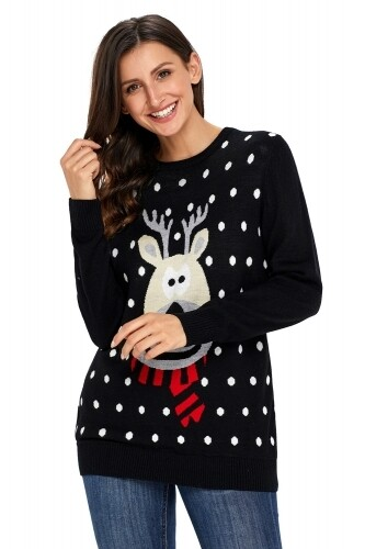 Christmas Women's Sweaters Small