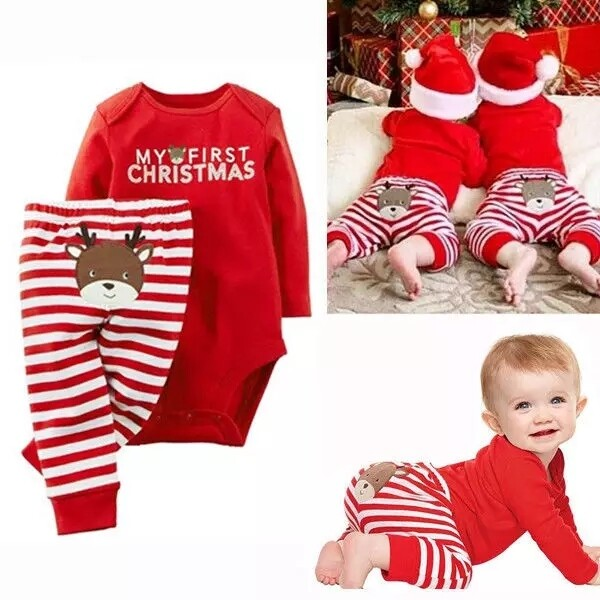 My first christmas 6-12 Month