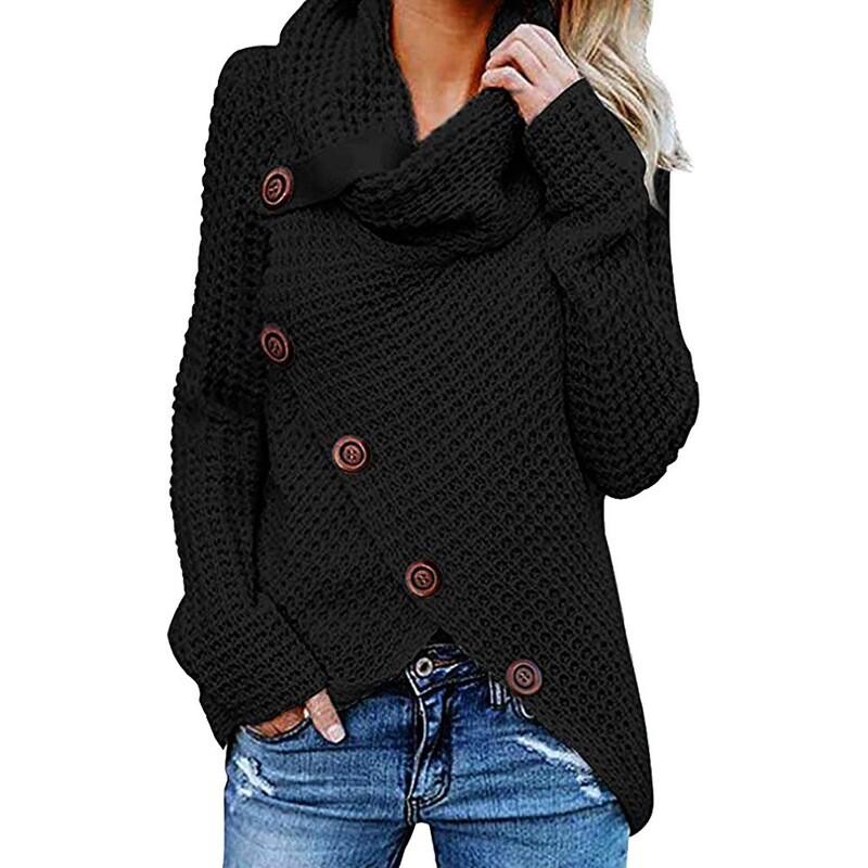 Women Chucky Crohet Sweater  Medium