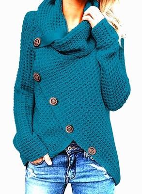 Women  Chucky Crohet  Sweater Large