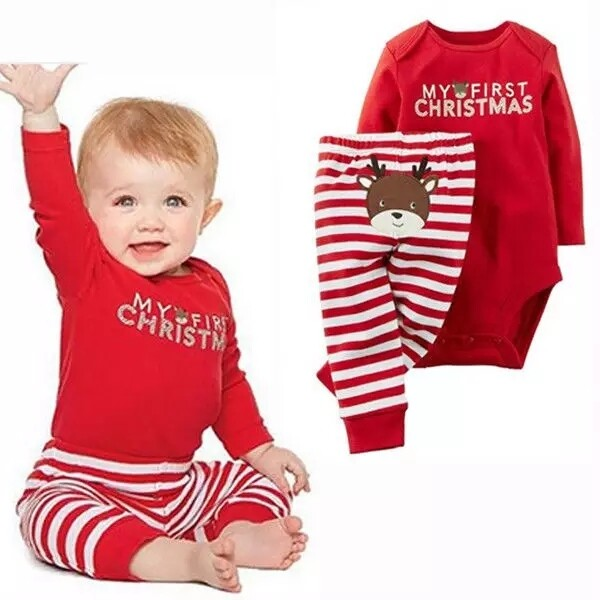 First christmas 3-6 Month