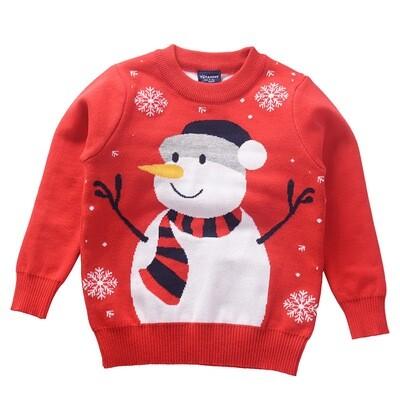 Christmas children's Sweater Size:110(3-4years)