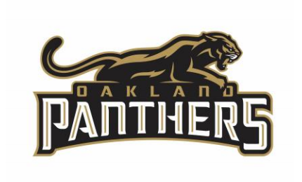 The Official Oakland Panthers Team Store