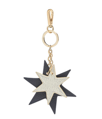 Bell & Fox ASTA Keying Black/Gold Leather