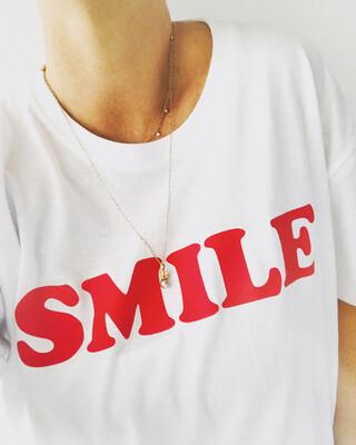 Smile T White / Red