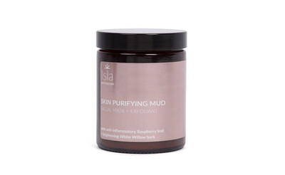 Isla Apothecary Skin Purifying Mud