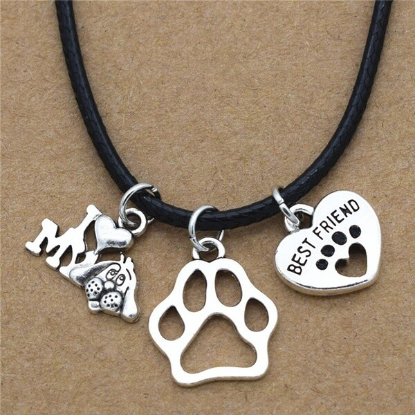 DOG LOVER'S PENDANT