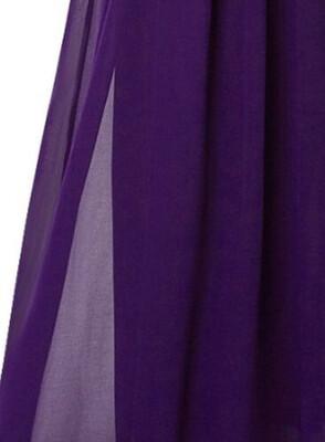 Stola / Schultertuch dunkel violett