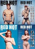 10057 RED HOT 2016 Calendar (Boys or Girls)