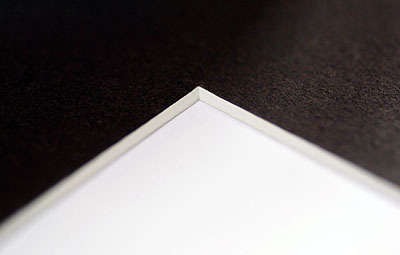 Single Picture Mounts - pack of 10