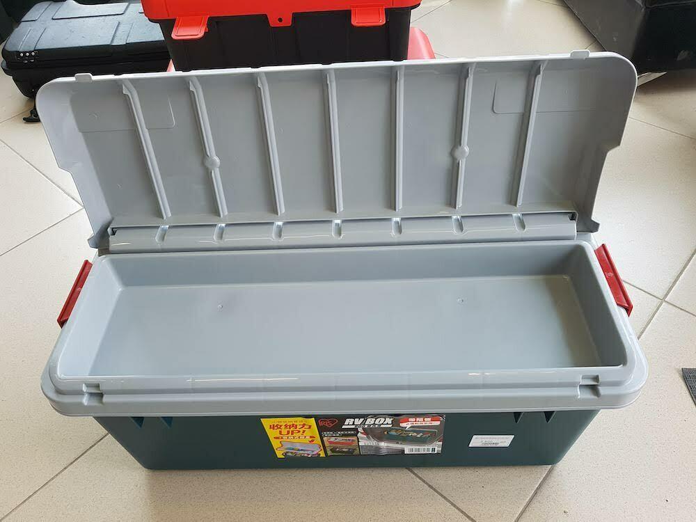 Экспедиционный бокс IRIS RV BOX 800 COVER