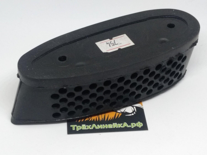 Затыльник-удлинитель приклада резиновый для ружей ИЖ, МР 40мм